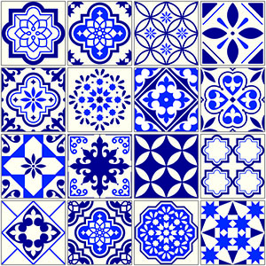 spanish-tiles-design-set-1